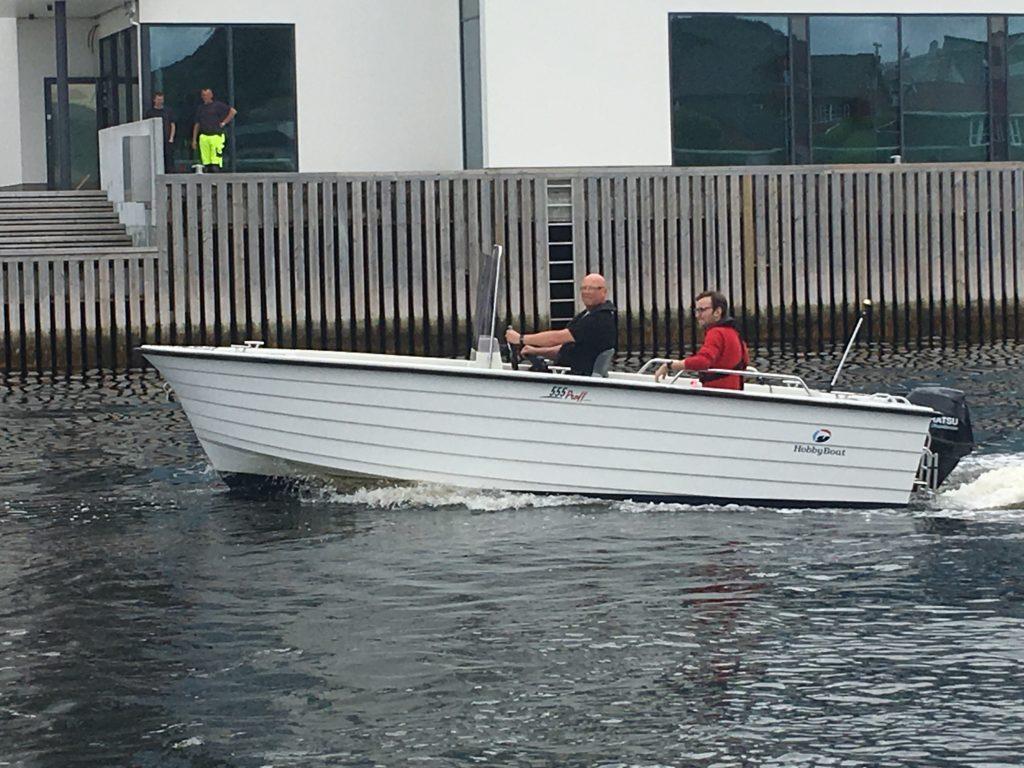 Båtutleige