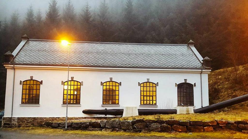 Ulsteindalen Kraftstasjon